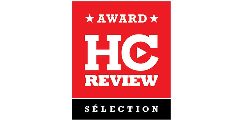 "HC Review Award ""Selection"""