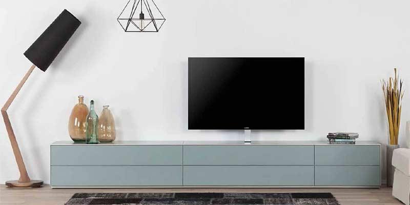 achetez votre meuble tv moins cher sur easylounge. Black Bedroom Furniture Sets. Home Design Ideas
