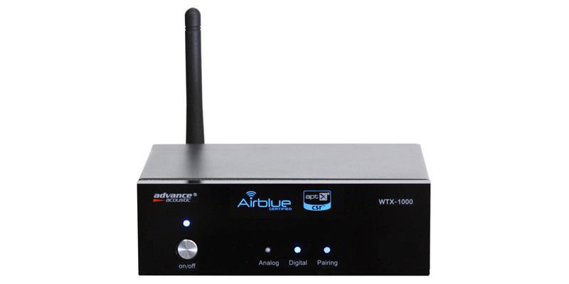 Advance Acoustic WTX-1000 Noir