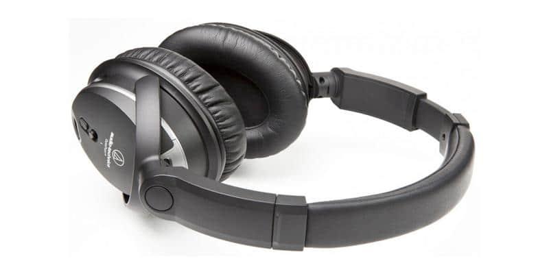 Audio-Technica ATH-ANC9 Noir 2*