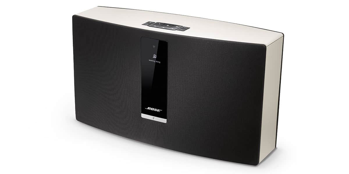bose soundtouch 30 enceintes wifi et airplay sur easylounge. Black Bedroom Furniture Sets. Home Design Ideas