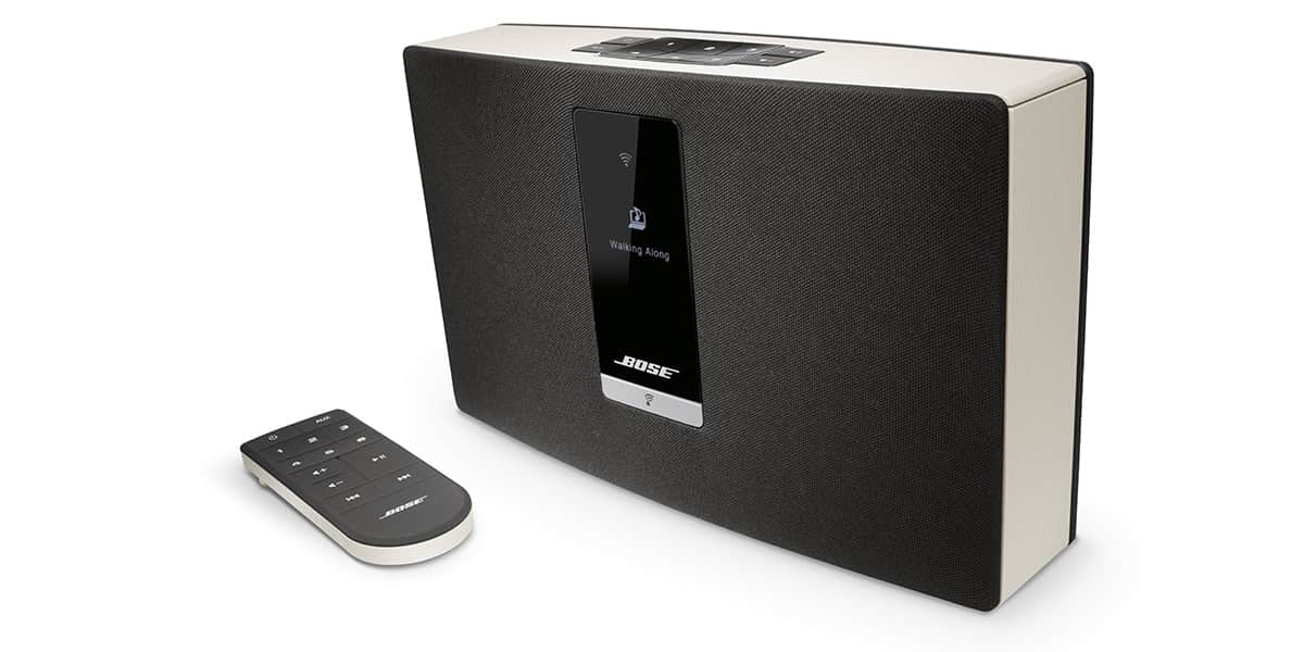 bose soundtouch portable enceintes wifi et airplay sur easylounge. Black Bedroom Furniture Sets. Home Design Ideas