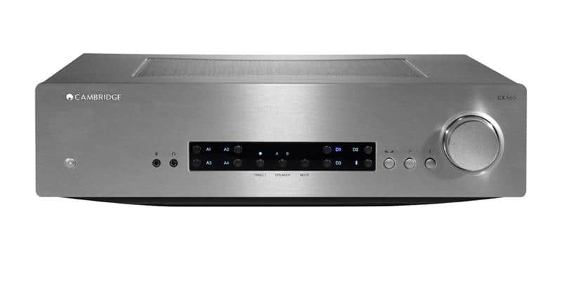 Cambridge Audio CXA60 Silver 2*