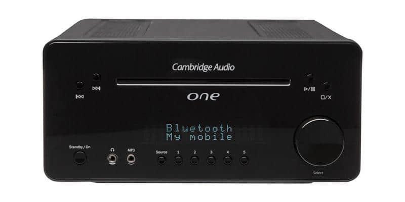 Cambridge Audio One Noir v2 - 2e choix