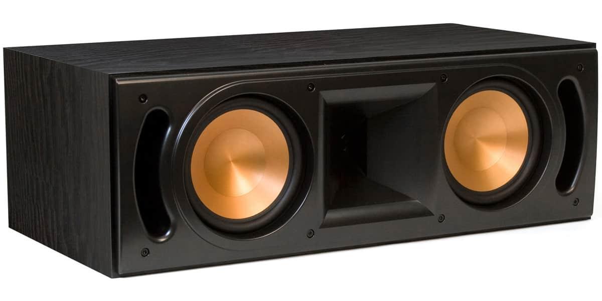 klipsch rc 62 ii noir expo enceintes centrales sur easylounge. Black Bedroom Furniture Sets. Home Design Ideas