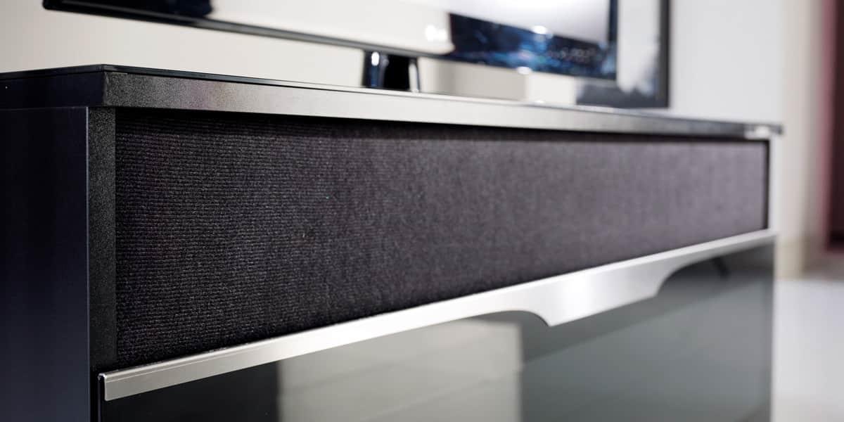 Munari pa150ane noir accessoires meubles tv sur easylounge for Meuble tv next 04 de munari