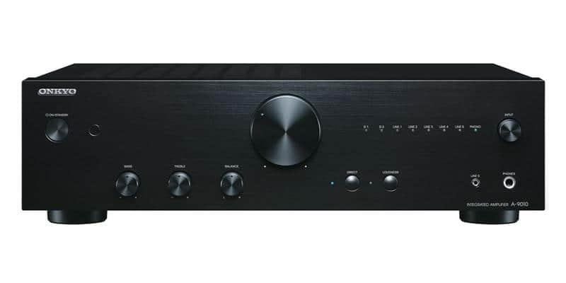 Onkyo 2* A-9010 Noir