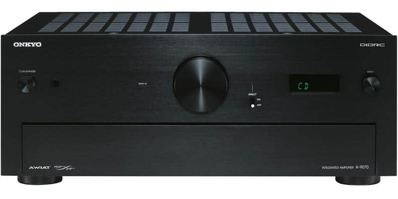 Onkyo A-9070 Noir 2*