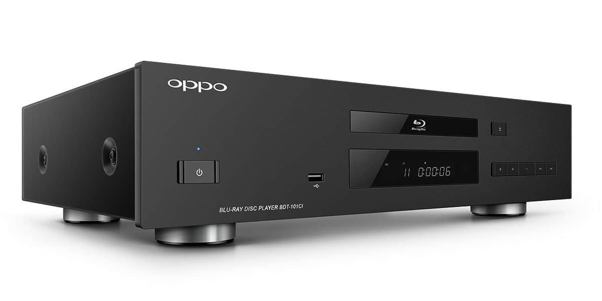 Oppo bdt 101 ci eu 2 lecteurs blu ray 3d sur easylounge - Est ce qu un lecteur blu ray lit les dvd ...