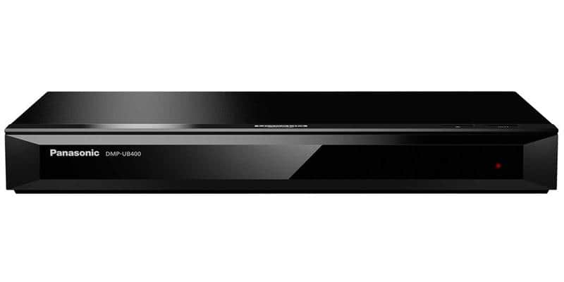 Panasonic DMP-UB400 - 2e choix