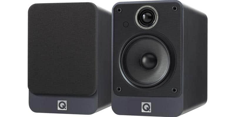 Q Acoustics 2020i Gris