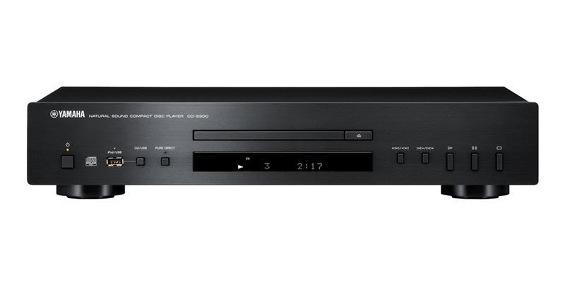Yamaha CD-S300 Noir