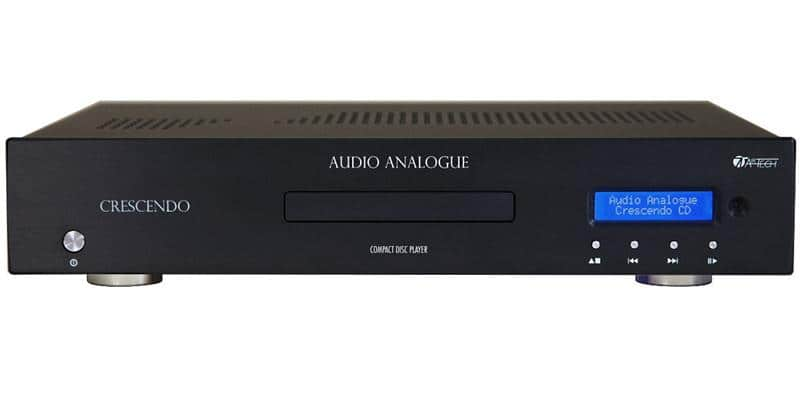 Audio Analogue ArmoniA AirTech Crescendo CD Noir