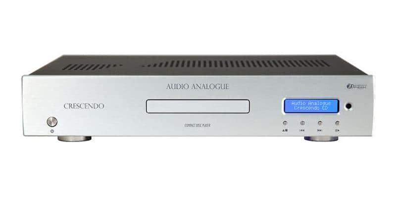 Audio Analogue ArmoniA AirTech Crescendo CD Silver