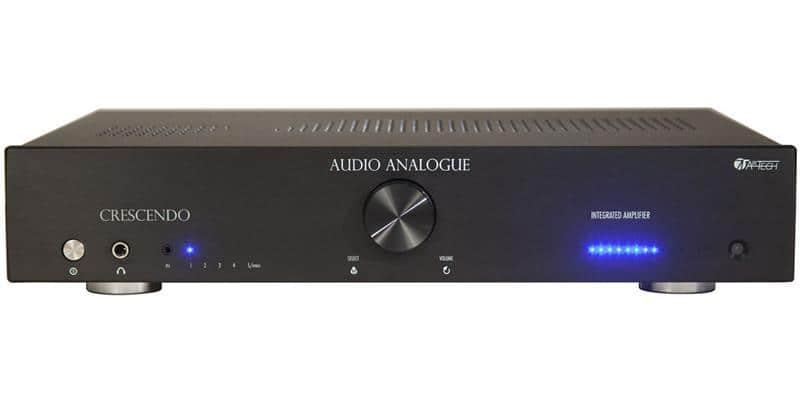 Audio Analogue ArmoniA AirTech Crescendo Intégré Noir