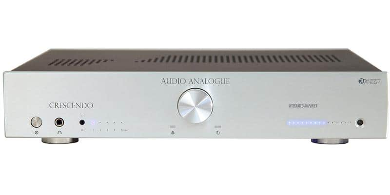 Audio Analogue ArmoniA AirTech Crescendo Intégré Silver