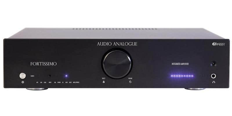 Audio Analogue ArmoniA AirTech Fortissimo Intégré Noir
