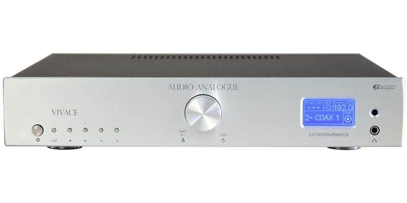 Audio Analogue ArmoniA AirTech Vivace Silver