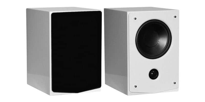 Advance Acoustic Kubik K3S Blanc Laqué