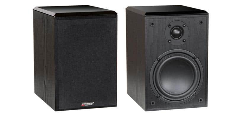 Advance Acoustic K3SE Noir