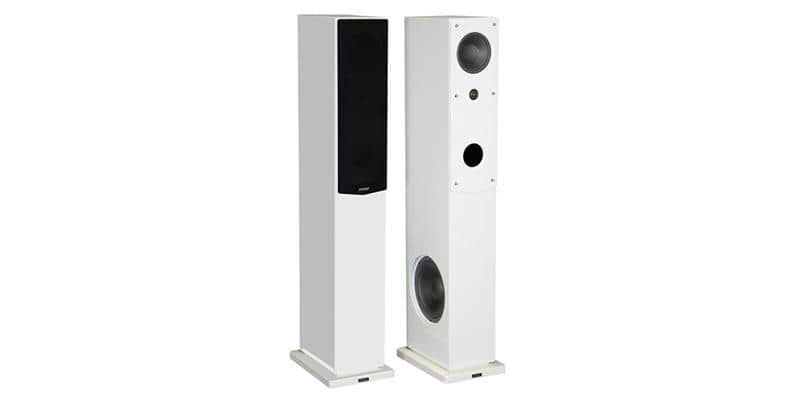 Advance Acoustic K7S Laquée Blanche