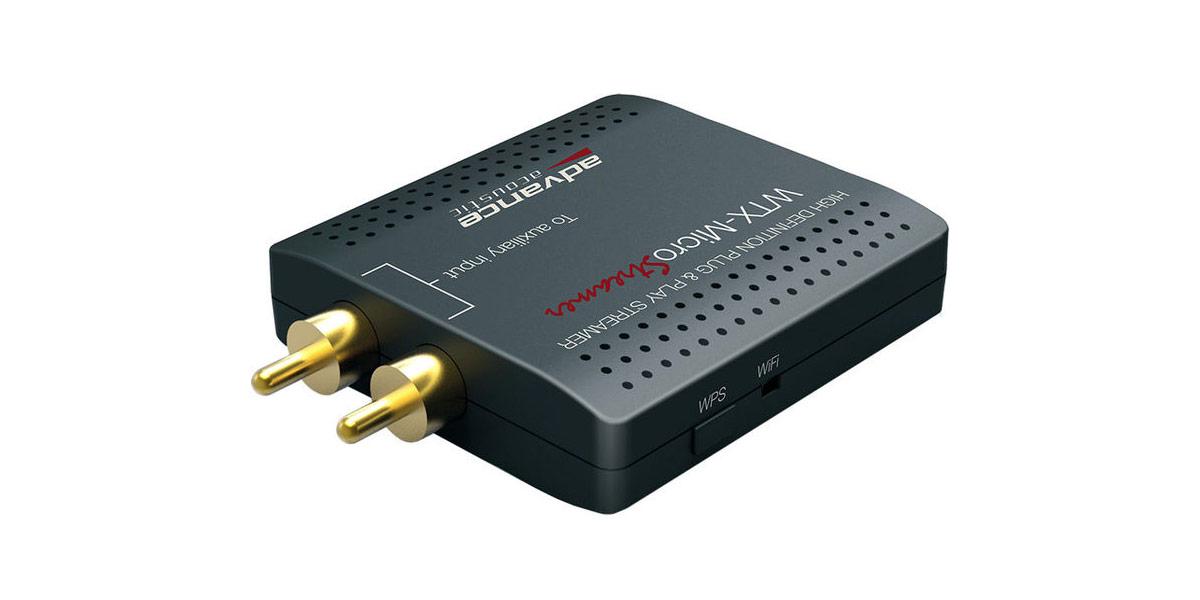 Advance Acoustic WTX Microstreamer