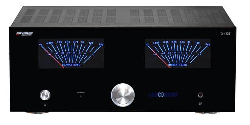 Advance Acoustic X-i125 Noir