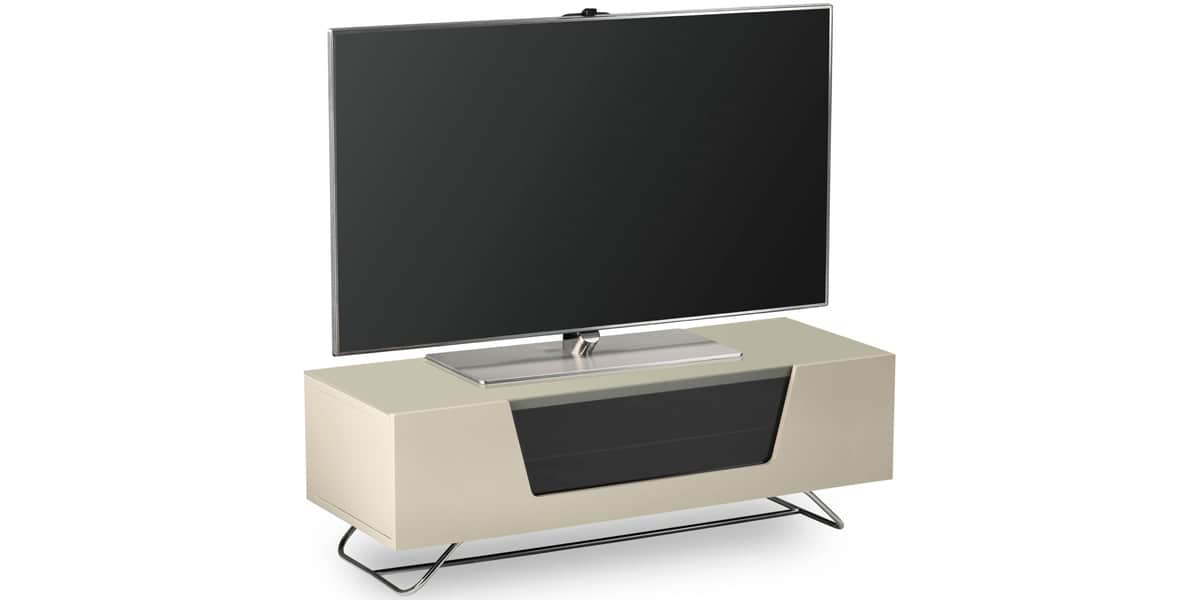 alphason chromium 1200 ivoire meubles tv alphason sur easylounge. Black Bedroom Furniture Sets. Home Design Ideas