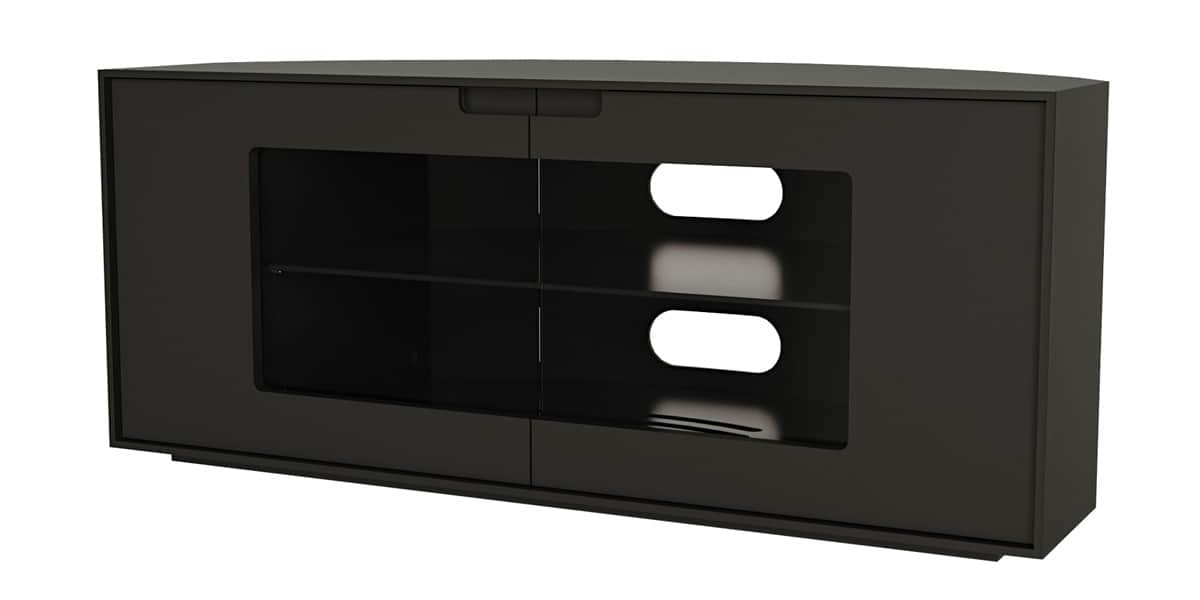 alphason contour 1000 noir meubles tv alphason sur easylounge. Black Bedroom Furniture Sets. Home Design Ideas