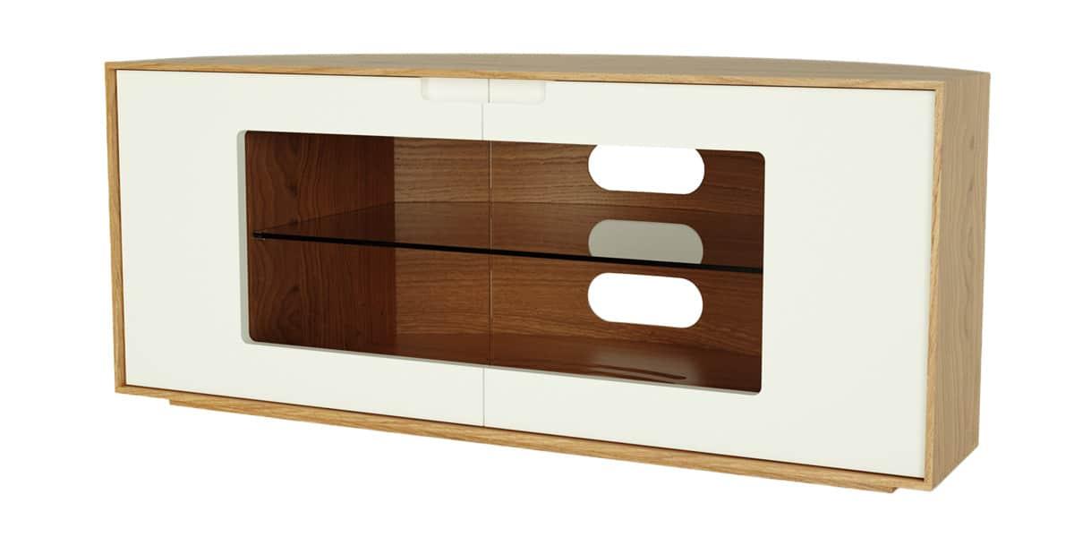 alphason ctr1000 ch ne blanc meubles tv alphason sur easylounge. Black Bedroom Furniture Sets. Home Design Ideas