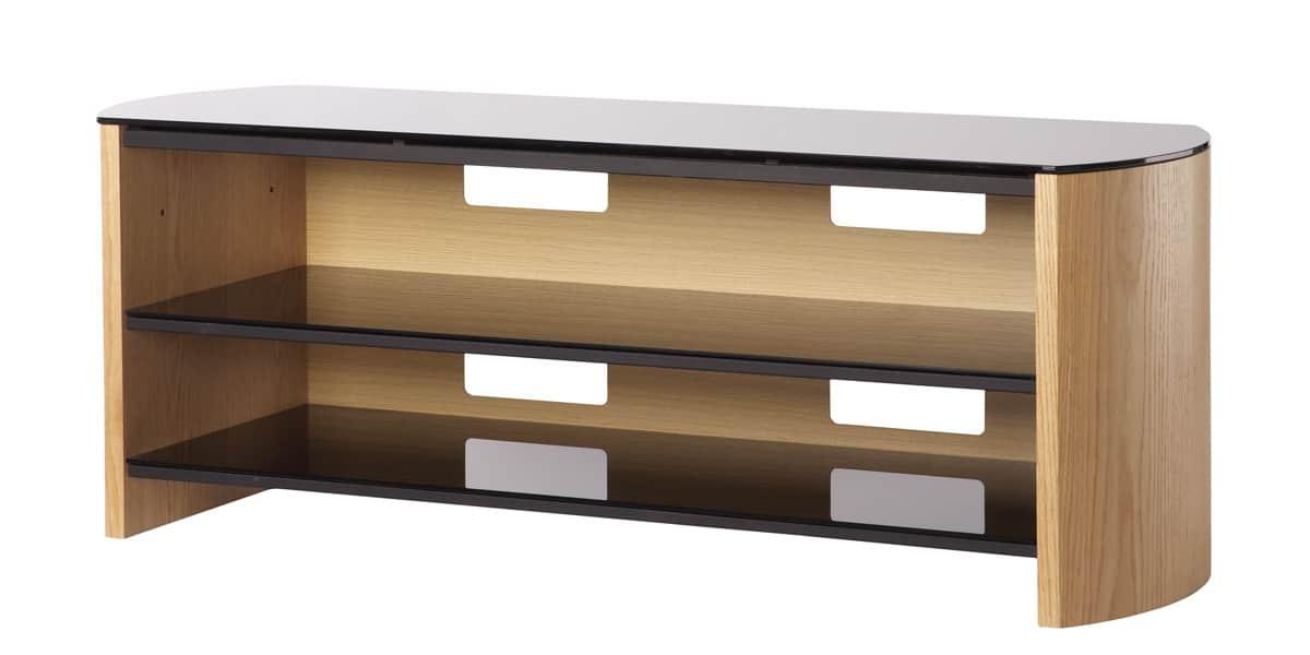 Meuble tv avec plateau tournant  meuble tv plateau tournant sur EnPerdreSonL -> Meuble Tv Noir Plateau Tournant