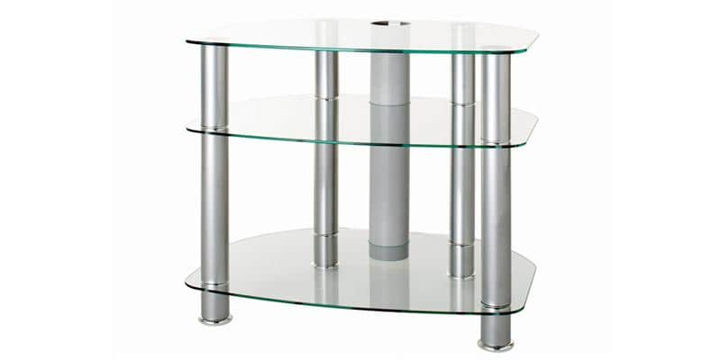 Alphason Sona 610 Verre Transparent