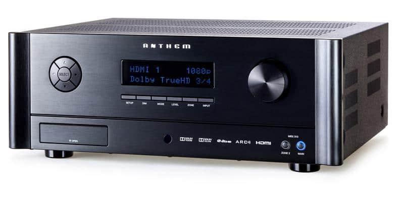 Anthem MRX 310 Noir