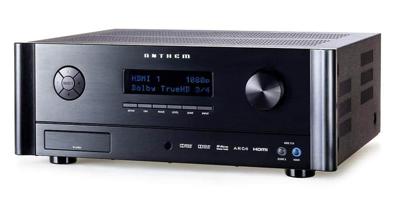Anthem MRX 710 Noir