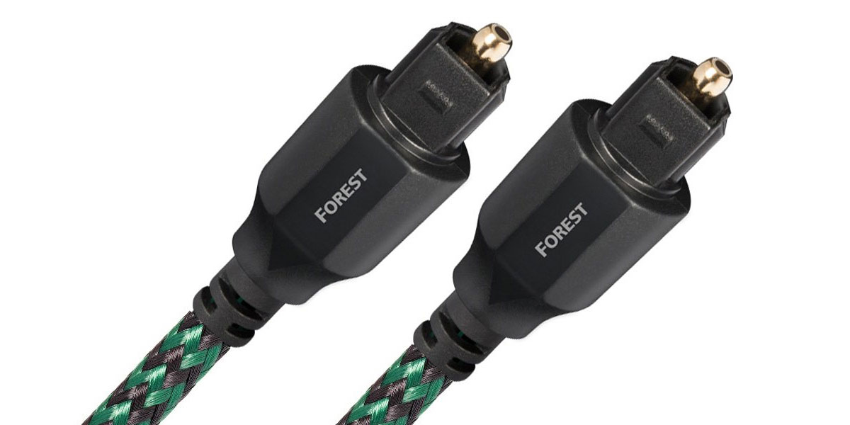 Audioquest Forest Optical Toslink (0,75 m)