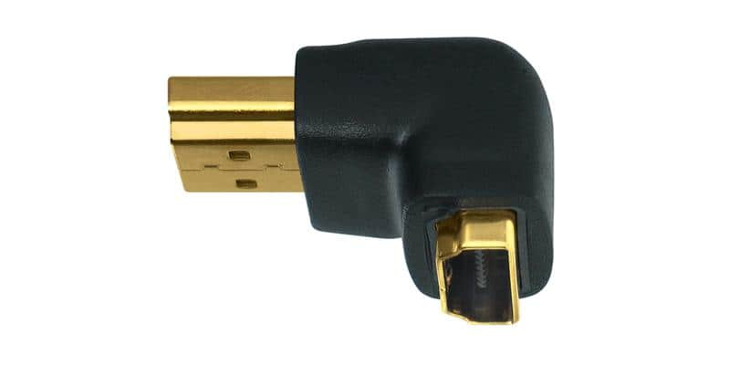 Audioquest Coude HDMI 90-N