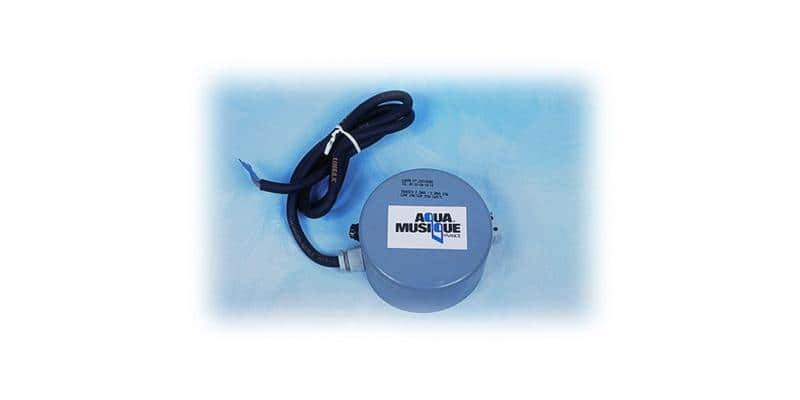 Aqua Musique Transformateur d'isolement