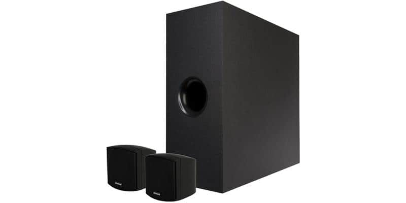 Artsound Tutto 2.1 Noir