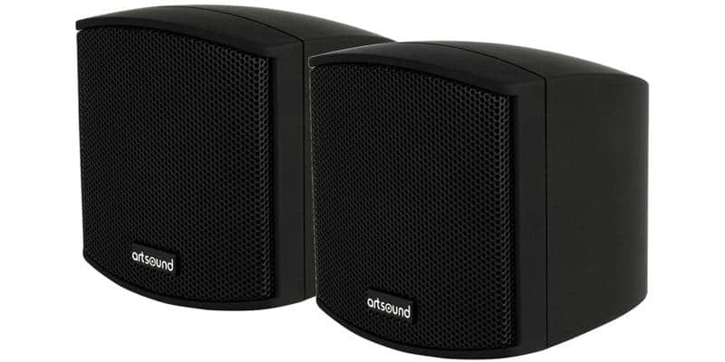 Artsound Tutto 2 Noir