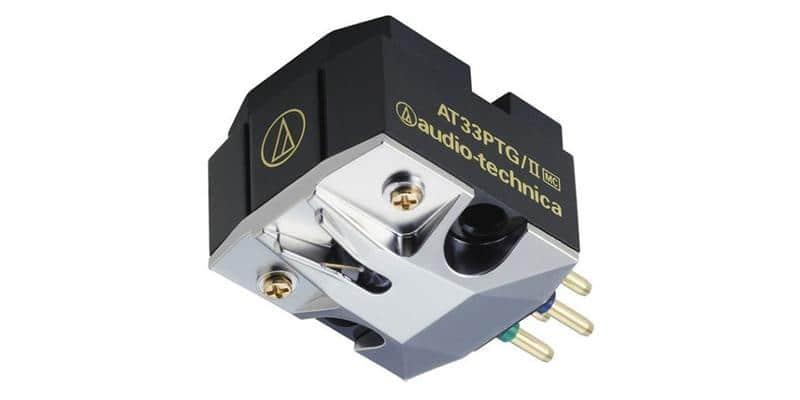 Audio-Technica AT33PTG/II Noir