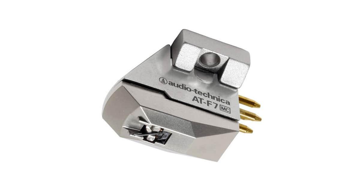 Audio-Technica AT-F7 Argent
