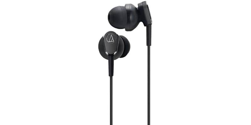 Audio-Technica ATH-ANC33IS Noir