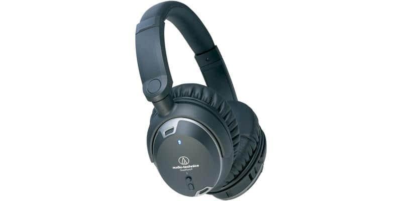 Audio-Technica ATH-ANC9 Noir