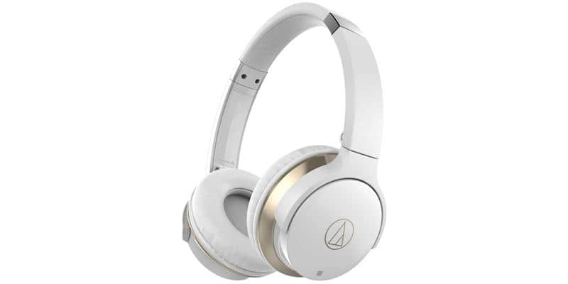 Audio-Technica ATH-AR3BT Blanc