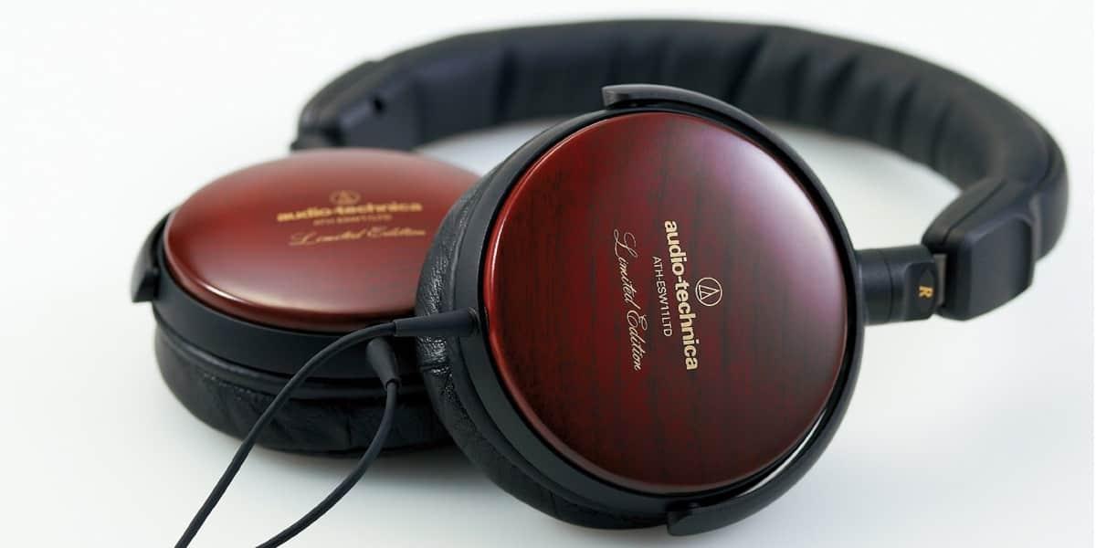 audio technica ath esw11ltd noyer casques audio hifi sur easylounge. Black Bedroom Furniture Sets. Home Design Ideas