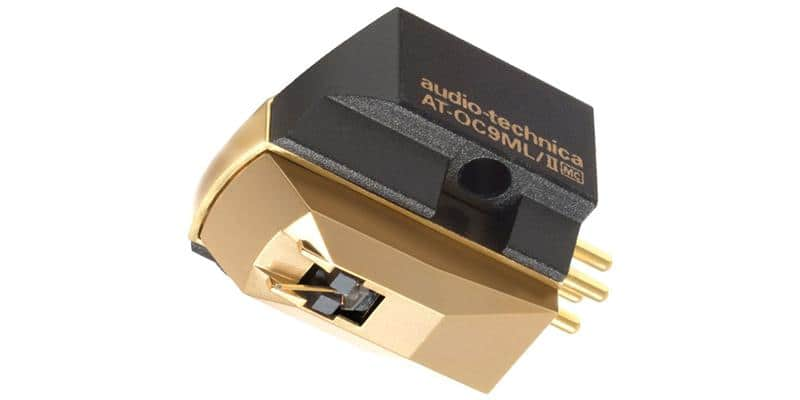 Audio-Technica AT-OC9ML/II Or