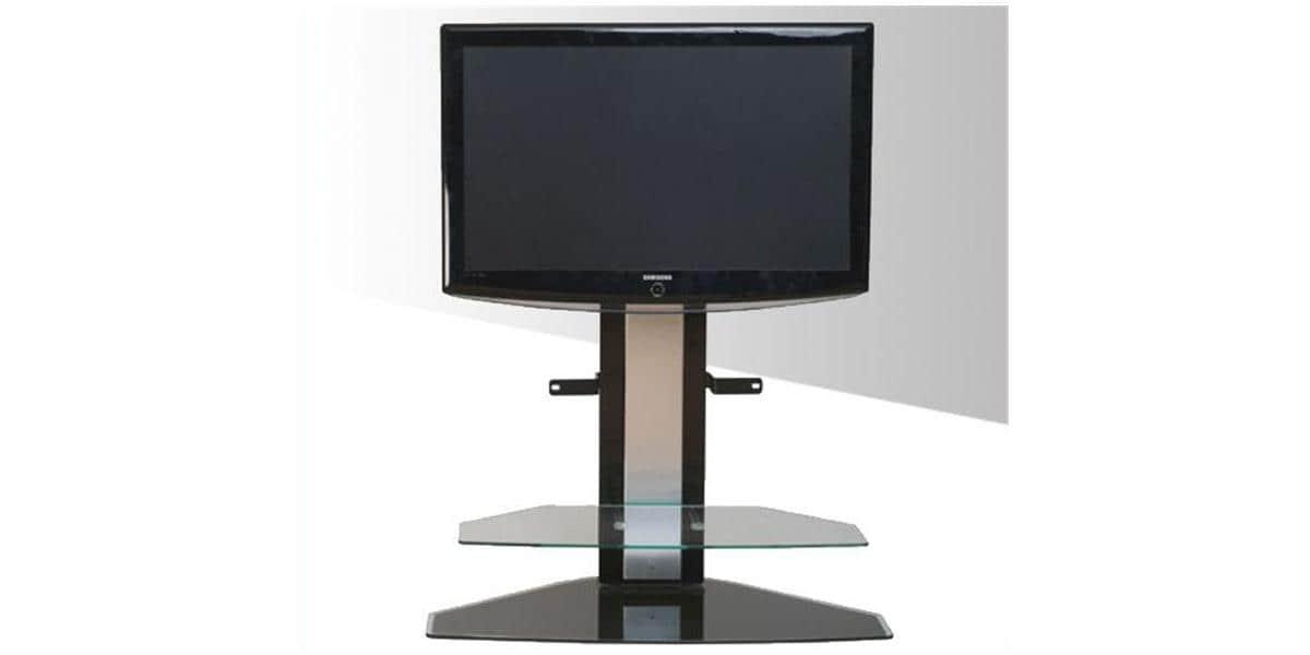 ateca at 241ba030 argent meubles tv ateca sur easylounge. Black Bedroom Furniture Sets. Home Design Ideas