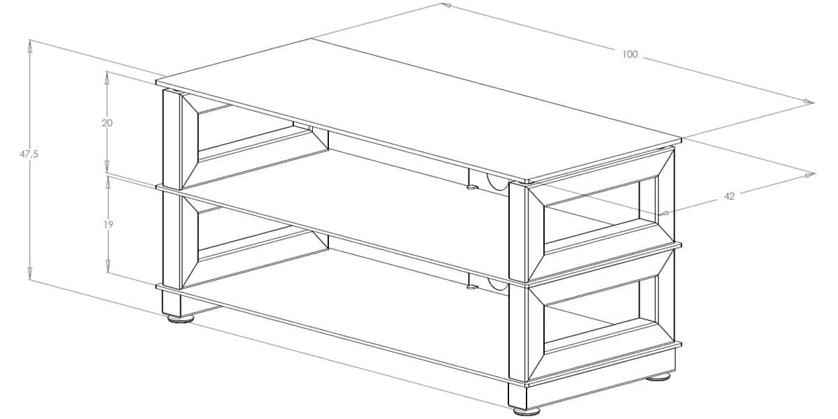 ateca opra 221 blancmeubles tv ateca sur easylounge meuble tv bas ateca turnbox s blanc - Meuble Tv Bas Ateca Turnbox S Blanc