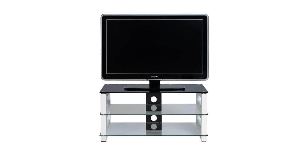 meuble tv bas ateca turnbox s blanc solutions pour la d coration int rieure de votre maison. Black Bedroom Furniture Sets. Home Design Ideas