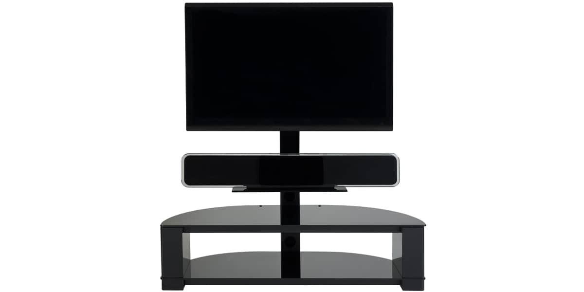 meuble tv ateca noir – Artzein.com